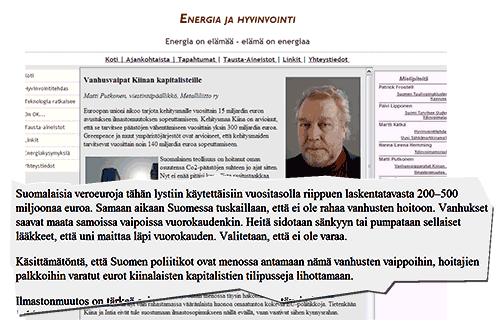 Matti Putkonen ja MAAILMAN PARAS ARGUMENTTI